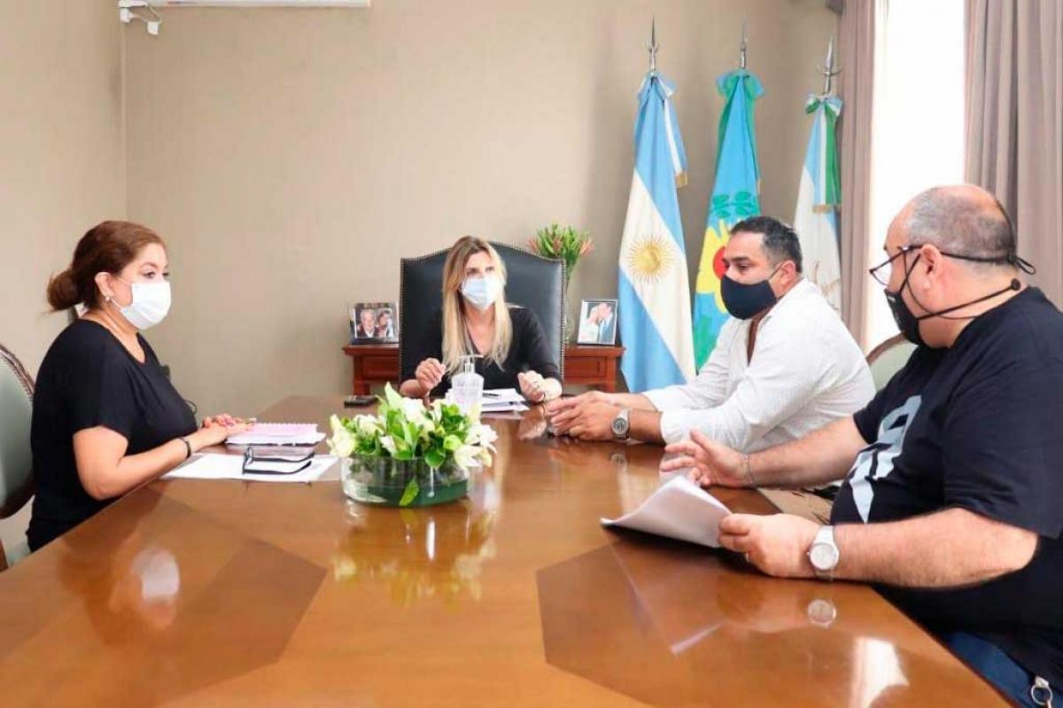 La intendenta de Cañuelas trató el tema del regreso a clases